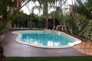 Modello fantasy busatta civetta piscine for Busatta piscine